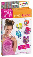 Style me Up Glitzernde Ringe