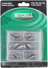 Mitchell Casting Sinkers
