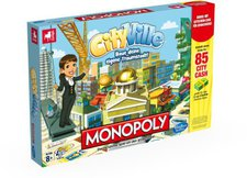 Hasbro Cityville Monopoly