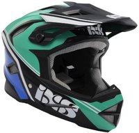 IXS Metis Addict grün-schwarz-blau