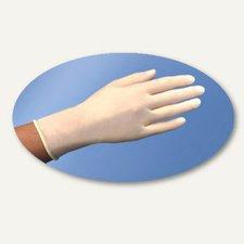 Papstar Latex-Handschuhe gepudert weiß Gr. XL (100 Stk.)