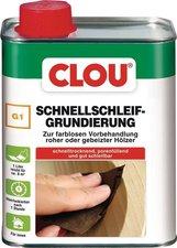 Clou Schnellschleifgrund G1 250 ml