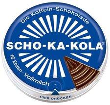 Scho-Ka-Kola Energie-Schokolade Vollmilch (100 g)