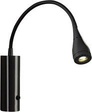 Nordlux Mento LED-Wandleuchte schwarz (75531003)