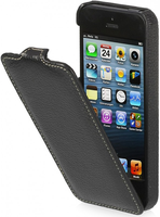 StilGut Ledertasche UltraSlim (iPhone 5)
