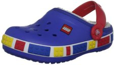 Crocs Crocband Kids Lego Mammoth sea blue/red