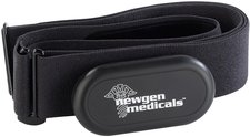 Newgen Medicals Bluetooth-Puls-Brustgurt für iPhone 4S / 5