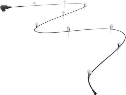 osram noxlite led garden spot mini lichterkette 9er 41043 preisvergleich ab 86 75. Black Bedroom Furniture Sets. Home Design Ideas