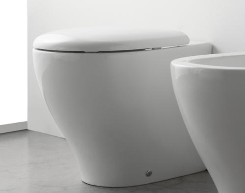Globo Bowl Stand-WC 55 x 38 cm