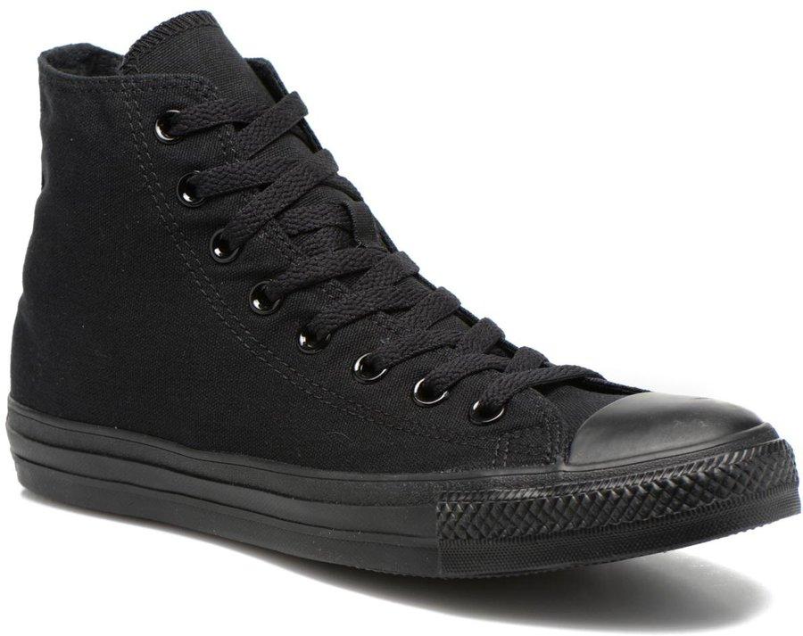 376b173ac946 Converse Chuck Taylor All Star Hi - Black Monochrome günstig kaufen