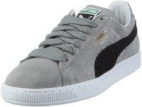 Puma Suede Classic grau/schwarz