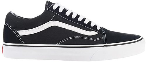 Vans Old Skool Black Grey