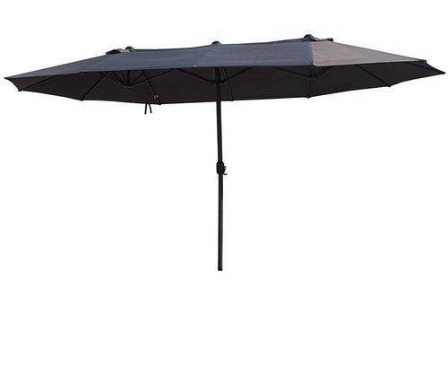 leco oval schirm 270 x 460 cm g nstig bei bestellen. Black Bedroom Furniture Sets. Home Design Ideas