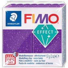 Fimo effect 56 g glitter-lila