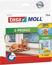 Tesa tesamoll Classic E-Profil Gummidichtung weiß