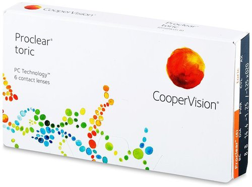CooperVision Proclear Toric (6 Stk.) +5,50