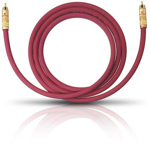 Oehlbach 2054 / 204502 NF 214 SUB Cinchkabel (2m)