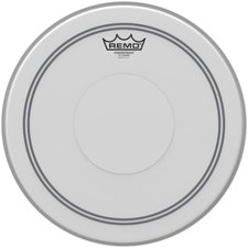 Remo Coated Powerstroke 3 Clear Dot 10 ""