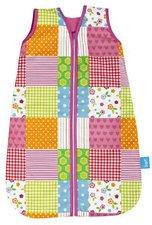 Lief! Sommerschlafsack Patchwork Girls 70 cm
