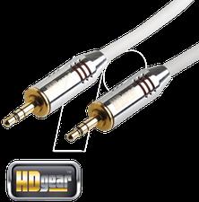 HDgear AC0100-050 Premium 3,5 Klinke / 3,5 Klinke (5m)