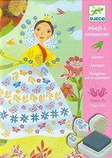 Djeco Stempel - Blumenmädchen (08783)