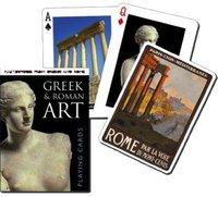Piatnik Greek & Roman Art Spielkarten