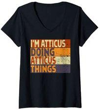 Atticus T-Shirt Damen