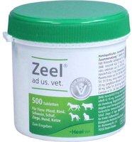 Heel Zeel ad us. vet. Tabletten (500 Stk.)