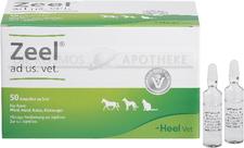 Heel Zeel Ampullen ad us. vet. (50x5 ml)