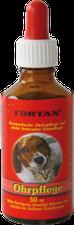 Fortan Ohrpflegemittel Vet. (50 ml)