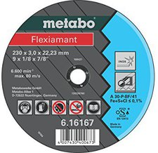 Metabo Flexiamant Inox A 30-P 115 x 3 x 22,23 mm (6.16741.00)