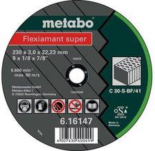 Metabo Flexiamant Super Stein C 30-S 125 x 2,5 x 22,23 mm (6.16312.00)