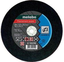 Metabo Flexiamant Super Stahl A 24-M 400 x 3 x 25,4 mm (6.16215.00)