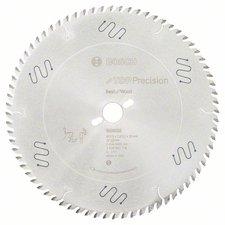 Bosch Kreissägeblatt 315 mm Top Precision Best for Wood WZ 72 (2608642118)