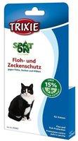 Trixie Trixie Spot On Floh- und Zeckenschutz Katze (3 x 0,75 ml)