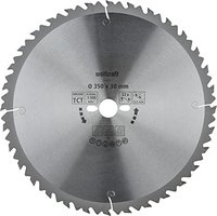 Wolfcraft HM-Kreissägeblatt 350 x 30 x 3,5 mm 32Z (6666000)