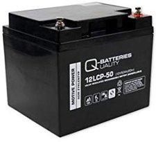 LONGEX 12LCP-50 AGM Zyklenakku 12V 50Ah