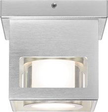 Sygonix Elice 1-flg. LED silber (33099V)