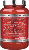 Scitec Nutrition 100% Whey Protein Professional Honig-Vanille (920g)
