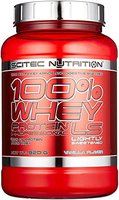 Scitec Nutrition 100% Whey Protein Professional Light-Vanille (920g)