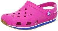 Crocs Retro Clog pink-blau