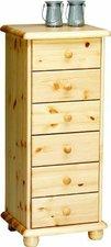 Steens Furniture Ltd 20220619 Kommode Max 109 x 46 x 40 cm Kiefer massiv natur lackiert