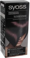 syoss Professional Color Classic 1-4 Blauschwarz