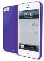 Muvit Cover minigel lila (iPhone 5)