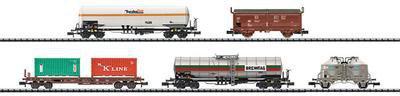 Trix Wagen-Set Gütertransport DB (15285)