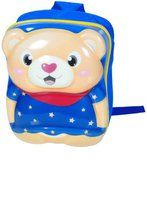 Knorr Rolly Trolley Rucksack Bear