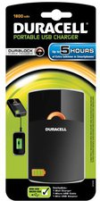 Duracell DUR025981 2-in-1 USB Ladegerät PPS3 PPS0GC portable Charger 1800mAh