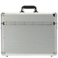 Dermata Aluminium Pilotenkoffer (8577)