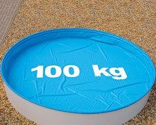 my pool Solarabdeckplane für Rundbecken 350-360-366 cm