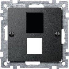 Merten Zentralplatte für Steckverbinder (295714)